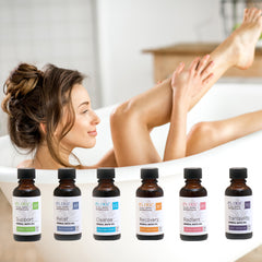 Elixir Mind Body Botanicals Herbal Bath Oils