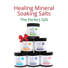 Elixir Mind Body Botanicals Mineral Soaking Salts