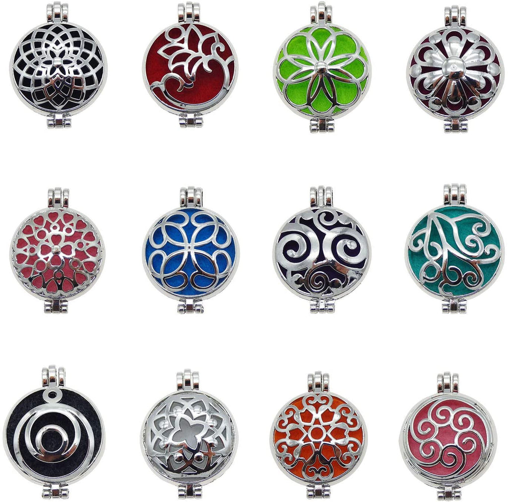 Essentail Oil Diffuser Locket
