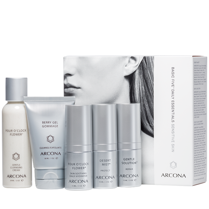 Arcona Basic Five for Sensitive Skin