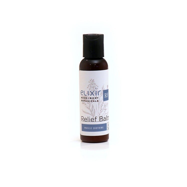 Elixir Mind Body Botanicals Relief Balm