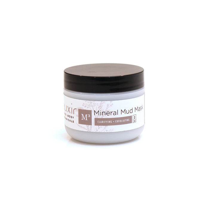 Elixir Mind Body Botanicals Mineral Mud Mask