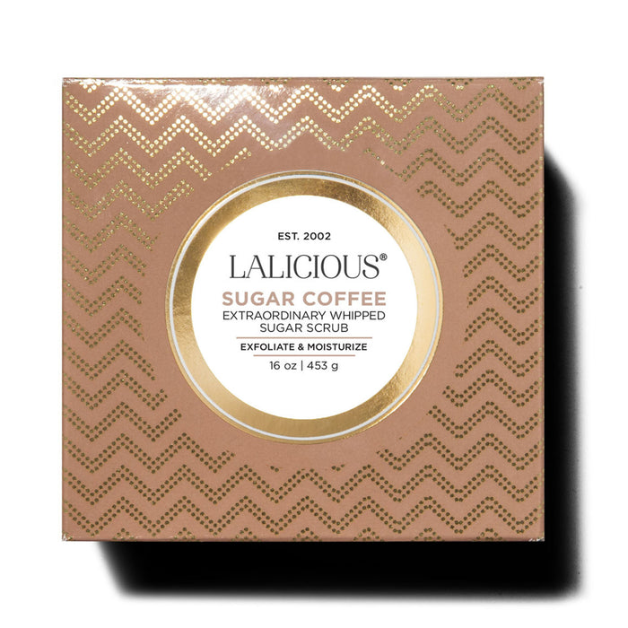 LaLicious Coffee Sugar Scrub
