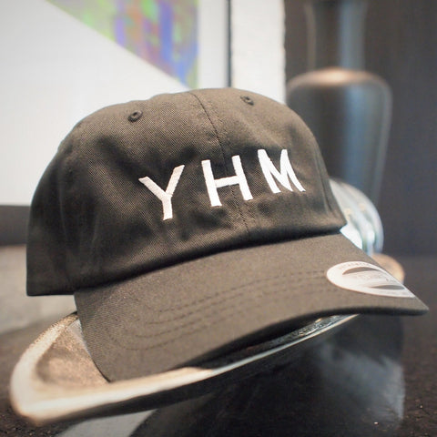 RWY23 - YHM Airport Code Dad Cap Example Photo 01
