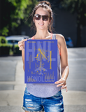 "RWY23 HNL Honolulu Airport Diagram Poster 12""x16"" Person"
