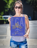 "RWY23 LGA New York (LaGuardia) Airport Diagram Poster 12""x16"" Person"