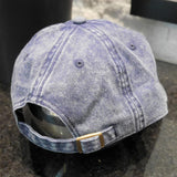 RWY23 - Vintage Roundel Cotton Twill Airport Code Baseball Cap 2