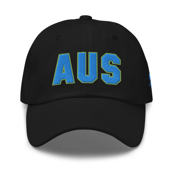 RWY23 - AUS Austin Airport Code Dad Hat - City-Themed Merchandise - Bold Collegiate Style - Image 6
