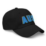 RWY23 - AUS Austin Airport Code Dad Hat - City-Themed Merchandise - Bold Collegiate Style - Image 7