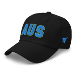 RWY23 - AUS Austin Airport Code Dad Hat - City-Themed Merchandise - Bold Collegiate Style - Image 8