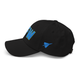 RWY23 - DFW Dallas-Fort Worth Airport Code Dad Hat - City-Themed Merchandise - Bold Collegiate Style - Image 8