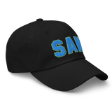 RWY23 - SAN San Diego Airport Code Dad Hat - City-Themed Merchandise - Bold Collegiate Style - Image 7