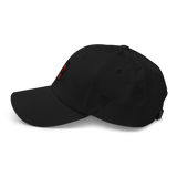 RWY23 - BNA Nashville Airport Code Dad Hat - City-Themed Merchandise - Retro Jetliner Design - Image 8