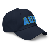 RWY23 - AUS Austin Airport Code Dad Hat - City-Themed Merchandise - Bold Collegiate Style - Image 10