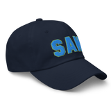 RWY23 - SAN San Diego Airport Code Dad Hat - City-Themed Merchandise - Bold Collegiate Style - Image 10