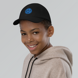 RWY23 - CLT Charlotte Kids Hat - Children's Baseball Cap with Airport Code - Image 4