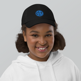 RWY23 - CLT Charlotte Kids Hat - Children's Baseball Cap with Airport Code - Image 5