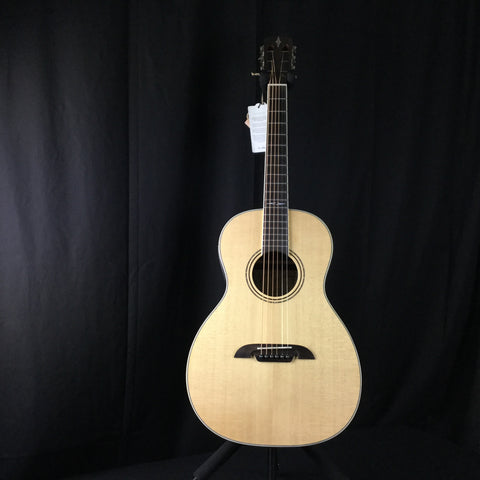 Alvarez AP70E Parlor Size Acoustic/Electric Guitar