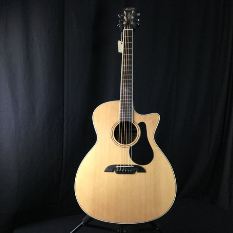 Alvarez AG75CEX Grand Auditorium Acoustic/Electric Guitar - B STOCK