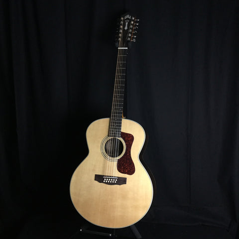 Guild F1512E 12-String Electric/Acoustic Guitar (BRAND NEW)