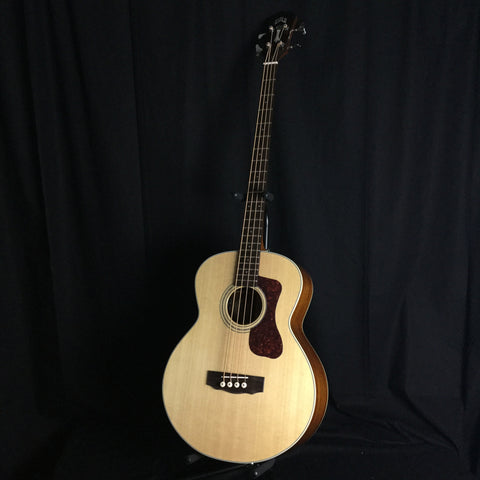 Guild B-140E Acoustic Electric Bass (BRAND NEW)