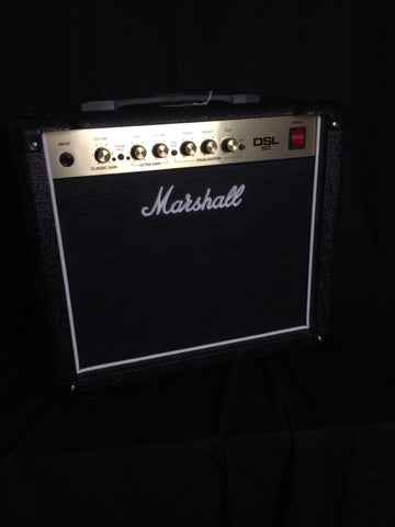 Marshall DSL 5C 1x10 Tube Combo Amp W/footswitch (BRAND NEW ITEM/AUTHORIZED DEALER)
