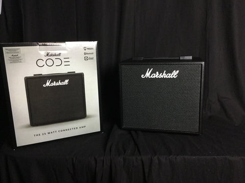 Marshall CODE 25Watt 1x10 Combo Amplifier