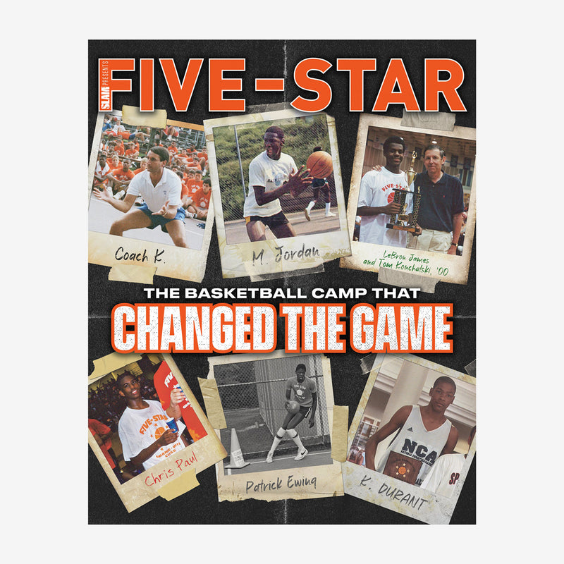 SLAM Presents Five-Star Magazine