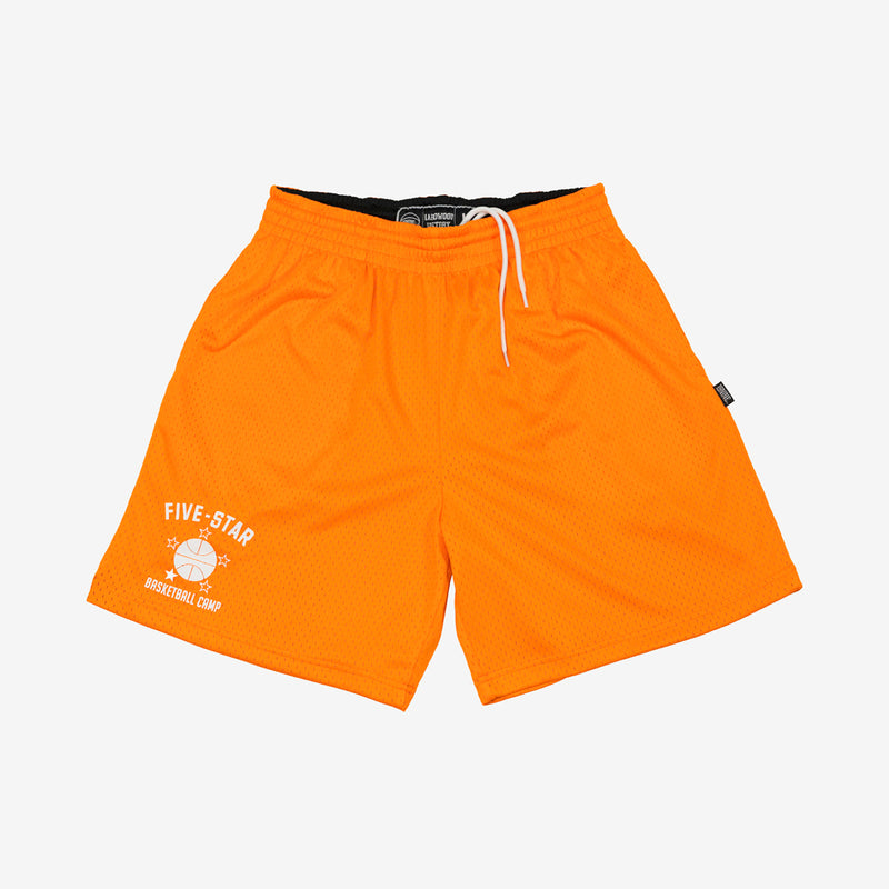 Five-Star Basketball Camp Mesh Shorts