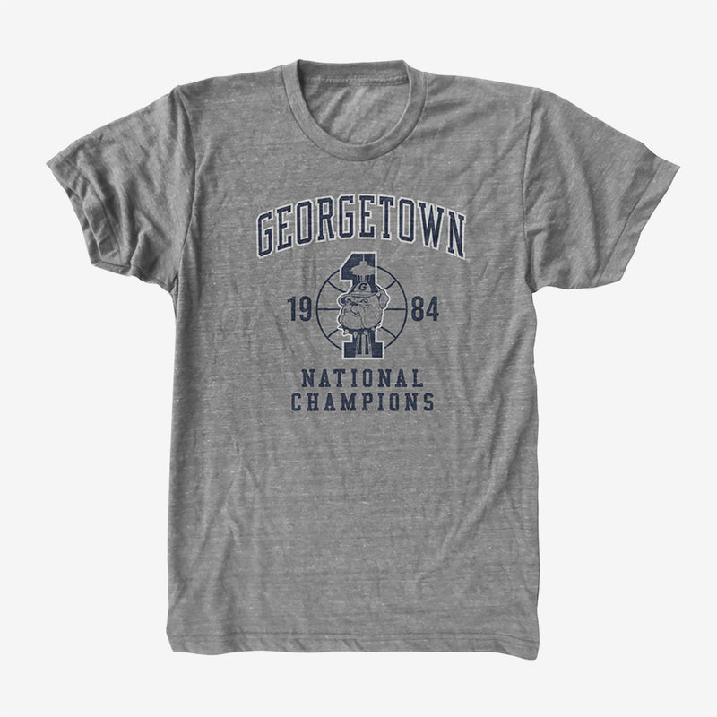 Georgetown Champs '84