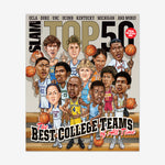 SLAM Presents Top 50 College Teams of All Time