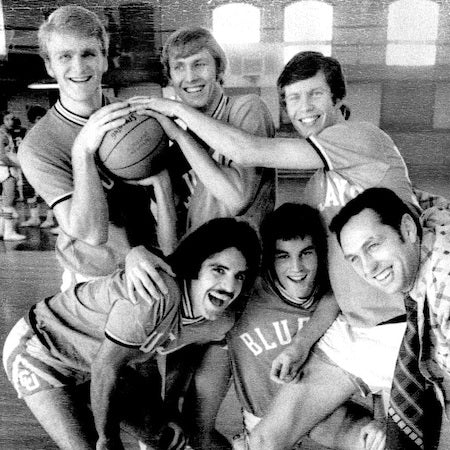 Creighton Bluejays 1973-1974