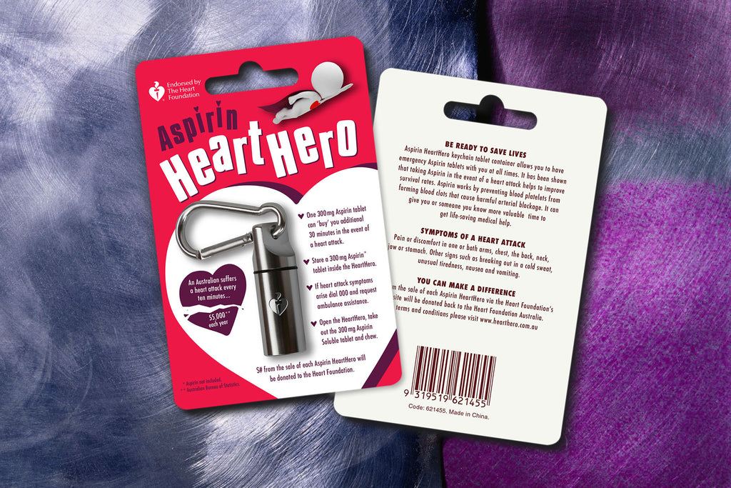 HeartHero® - Ten Pack