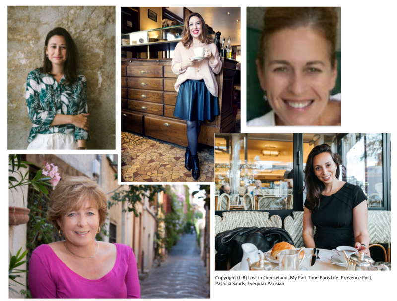 Five Fabulous Ladies Share Their French Lives