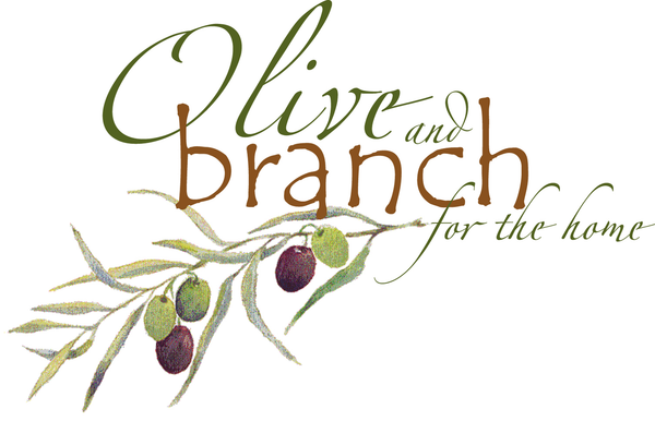 Olive and Branch for the home