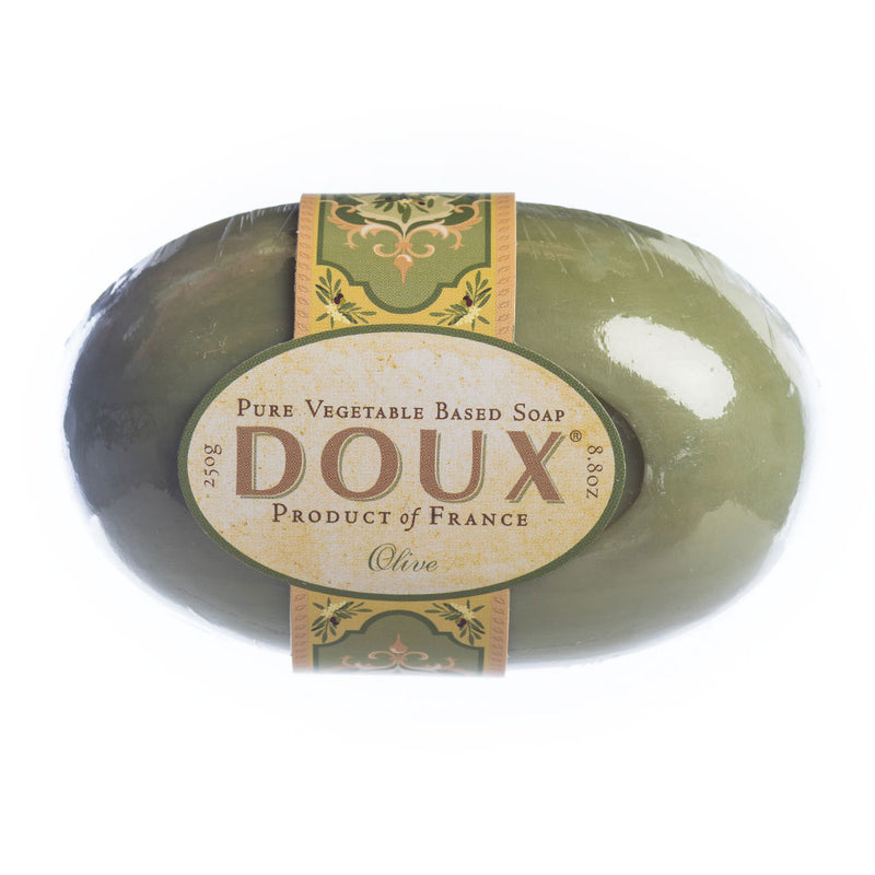 Doux French Milled Soap - Olive