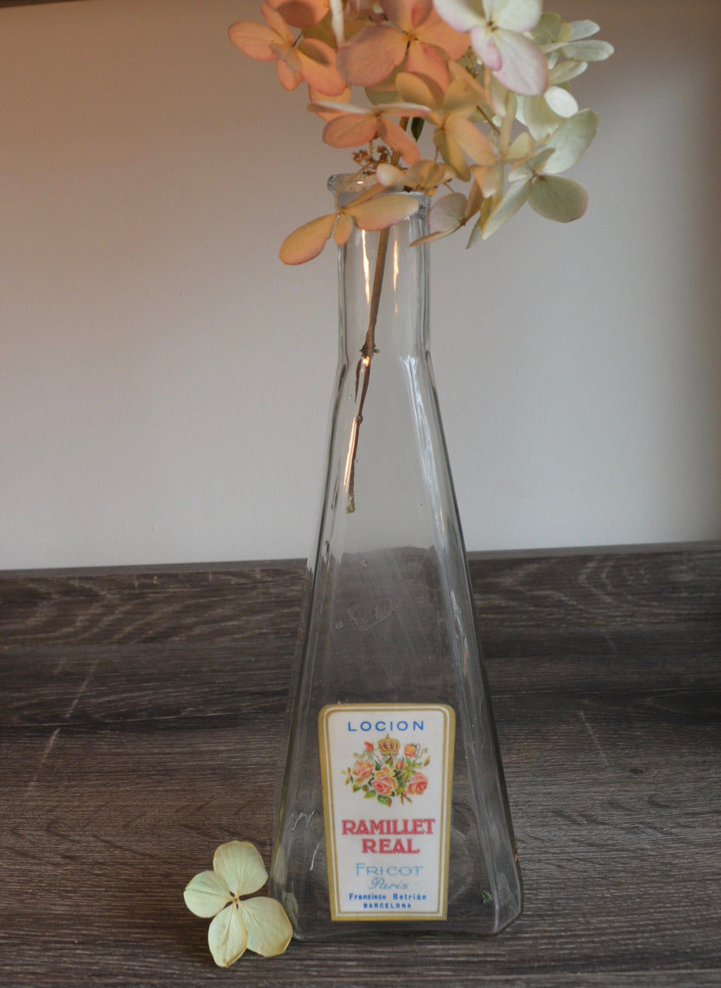 French Perfume Bottle