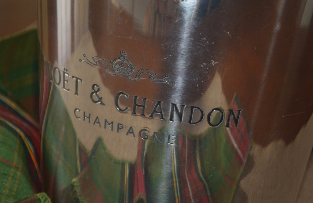 Moët & Chandon Ice Bucket Inscription