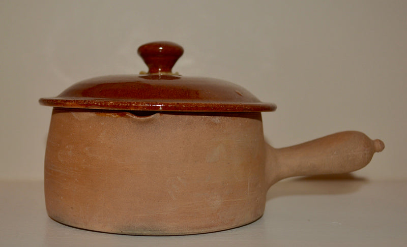 Antique Terracotta French Soup Bowl