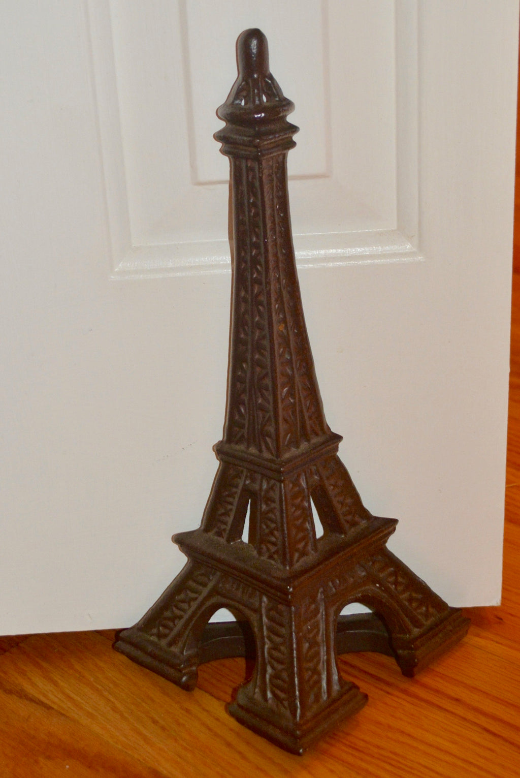Eiffel Tower Cast Iron Door Stop