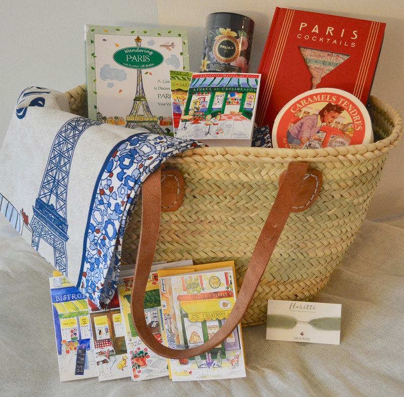 Girls' Guide to Paris® From Paris with Love Gift Basket