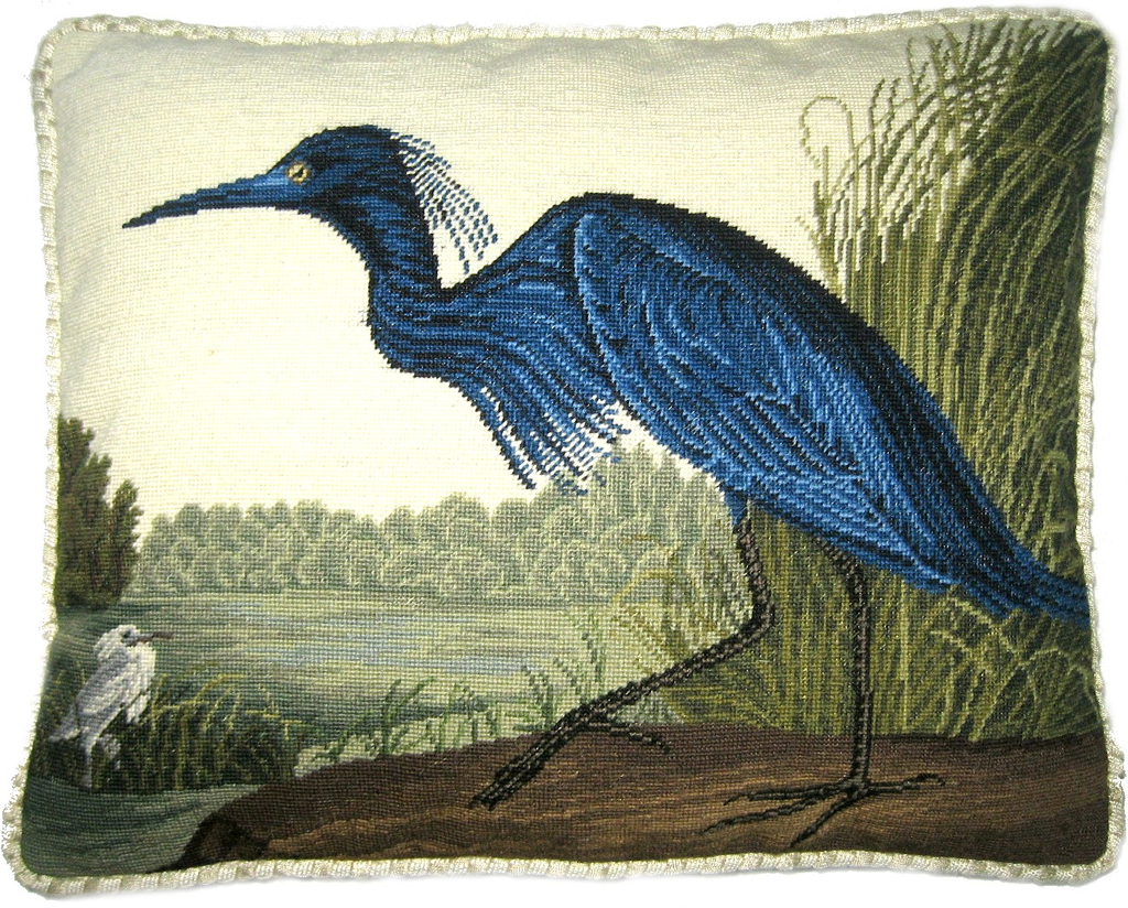 Heron Aubusson Pillow
