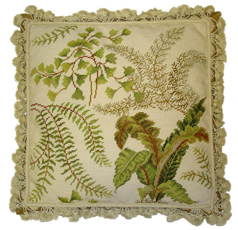 Fern Aubusson Pillow