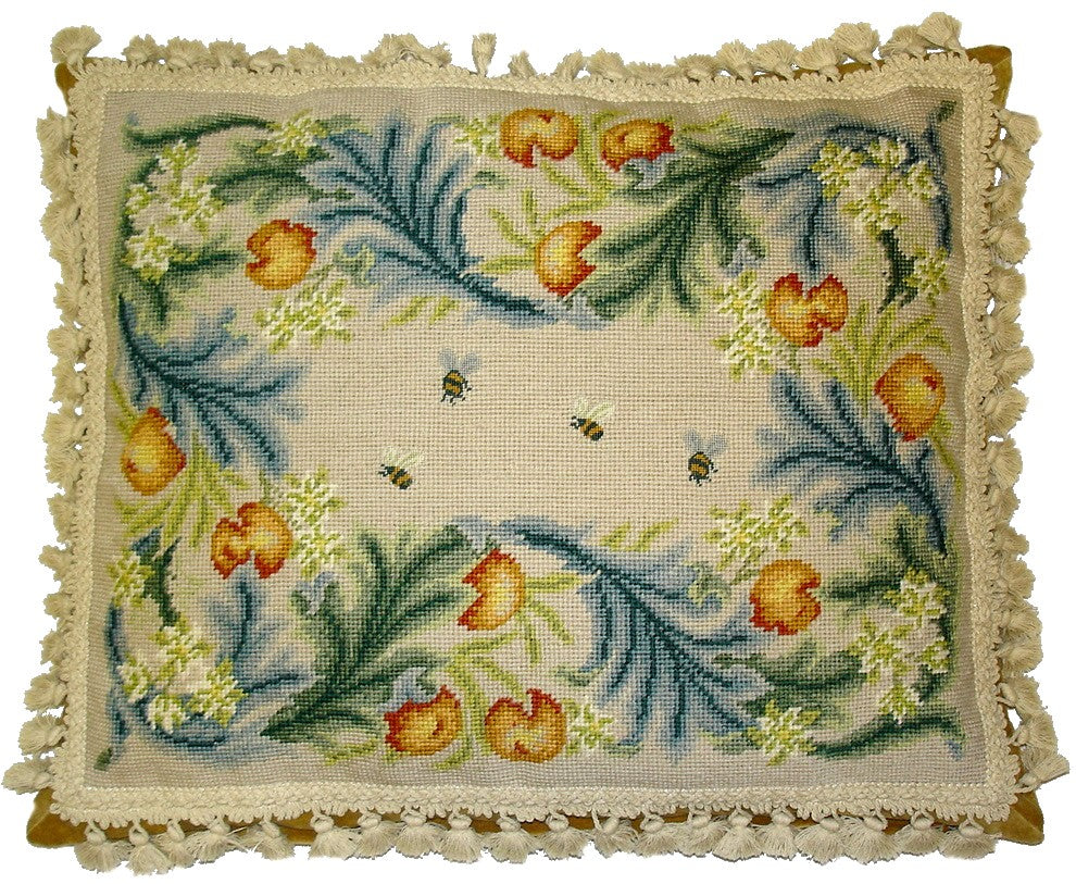 Bee Aubusson Pillow