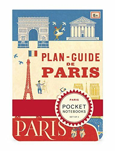 Cavallini plan guide de PARIS