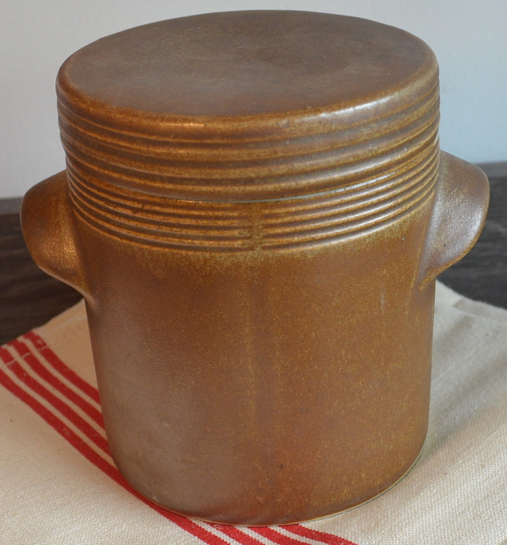Poterie Renault Covered Jar