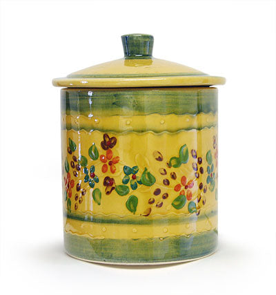 Souleo Kitchen Canister - Terre e Provence Style