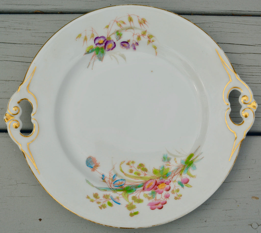 CH Field Haviland Limoges Platter