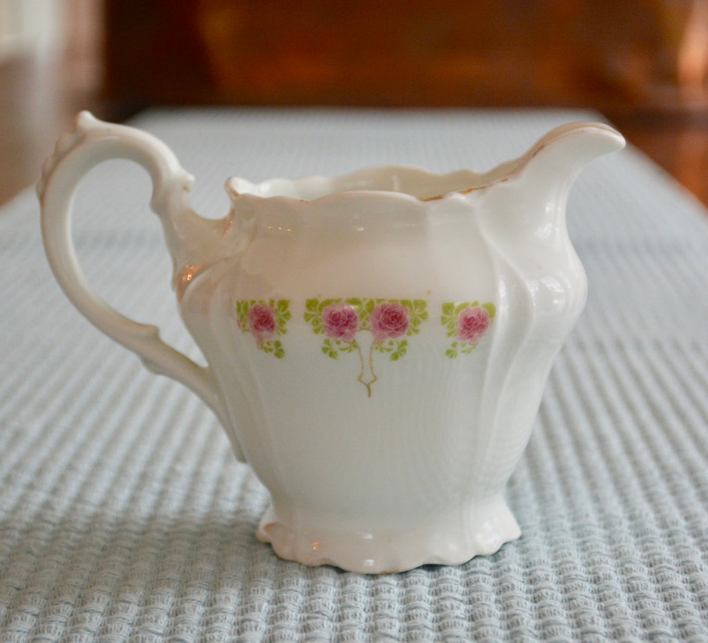 JSV Antique Pitcher