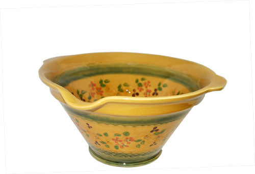 Souleo Divers Salad Bowl - Terre e Provence Style